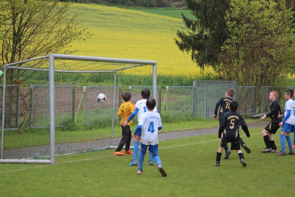 E Jun. FSV Mosbach - JSG Kleestadt/ Langstadt 4:1 23.04.16