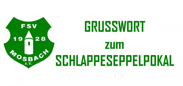Grusswort