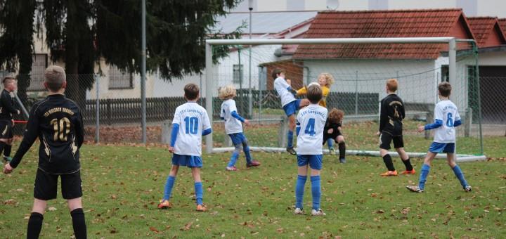 JSG Klee./Langstadt - E Junioren 4:4 14.11.15